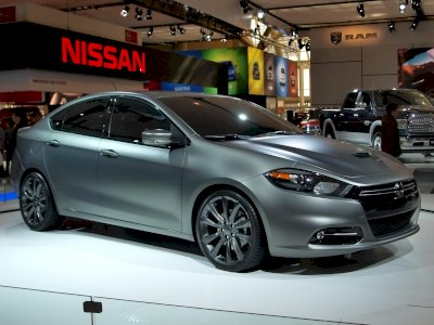 Is the dodge dart gt considered a sports car for insurance?